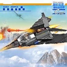 Детские игрушки 520 штук Военный танк модели Пластик строительные блоки, совместимые Legos COGO3321