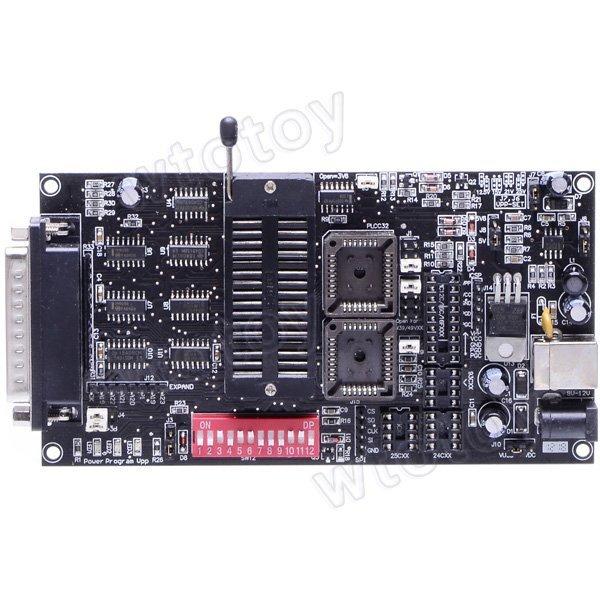 NES PCB5.0E Willem EPROM programmer BIOS009 PIC 13047