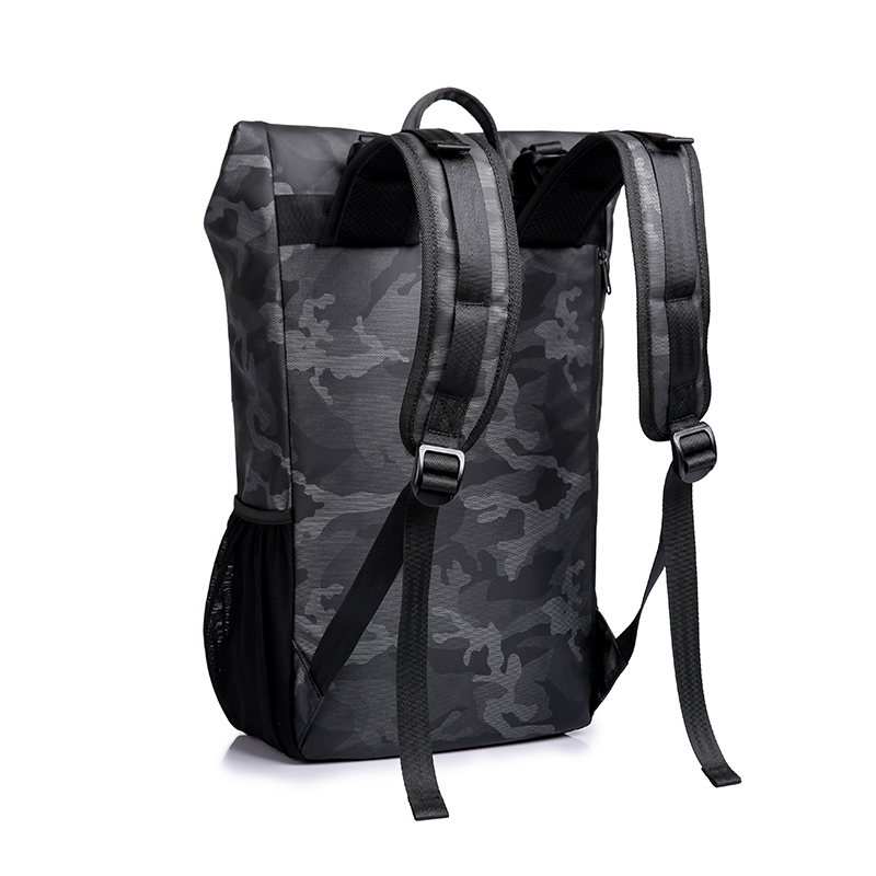 Image 5 - TANGCOOL  Men Fashion Backpack 15.6' Laptop Backpack Bag 