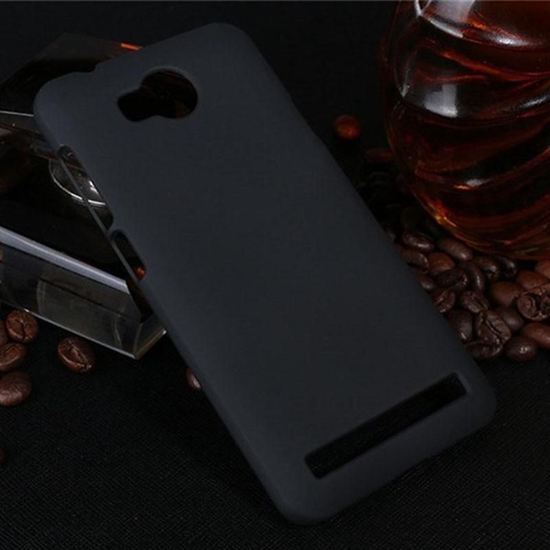 Para Huawei Y3 II Caso Mate Ultra Fina De Plástico Duro Contraportada para Huawe