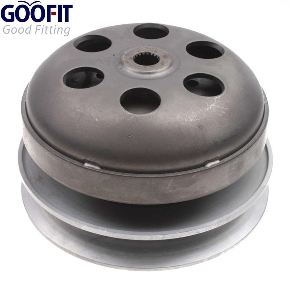 ộ_ộ ༽Goofit rueda para 250cc refrigerado por agua ATV Go Kart moped ...