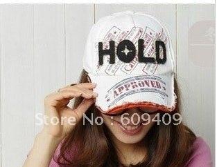 Free shipping   hold colored baseball cap