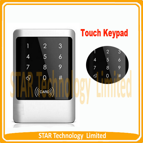 ФОТО Free Shipping Access Controller Waterproof Metal Access Control/RFID Door Access Control