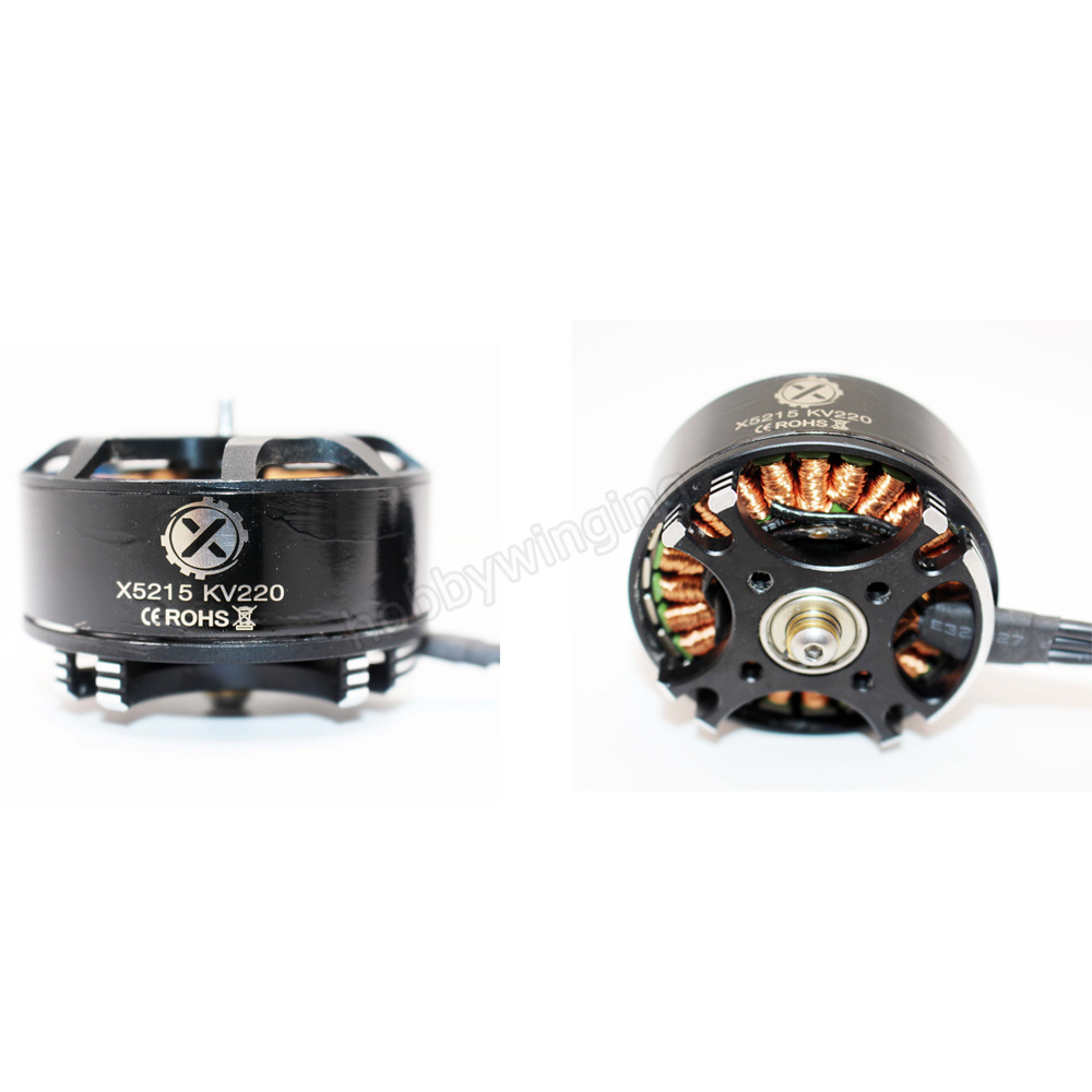 2PCS Agricultural drone brushless motor  X5215 Multi-axis Motor KV200 /KV220/KV250/KV360 HLY W6035 drone accessories bl motor t motor u power u8 high efficiency multi axis rotary disc brushless motor tm efficiency series
