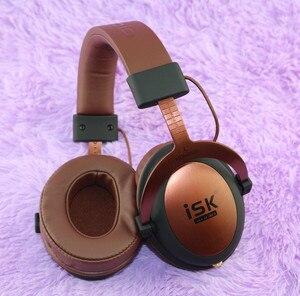 Image 5 - ของแท้ ISK MDH8500 หูฟัง HIFI สเตอริโอ Enclosed Dynamic หูฟัง Professional Studio Monitor หูฟัง Hifi DJ ชุดหูฟัง