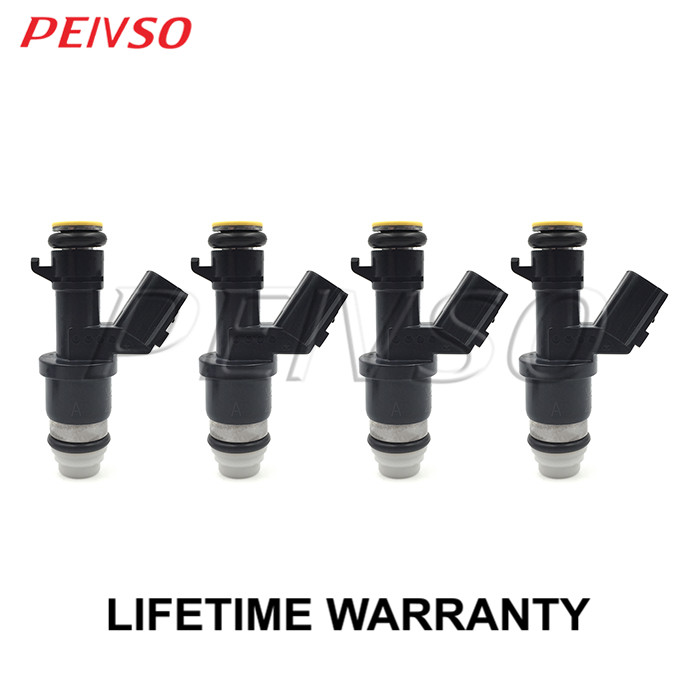 4x 16450 R40 A01 Fuel Injector For Acura TSX 2009~2014 ILX