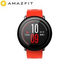 Huami Amazfit Pace Smartwatch Amazfit Смарт-часы Bluetooth gps информация толчок сердечного ритма умный монитор