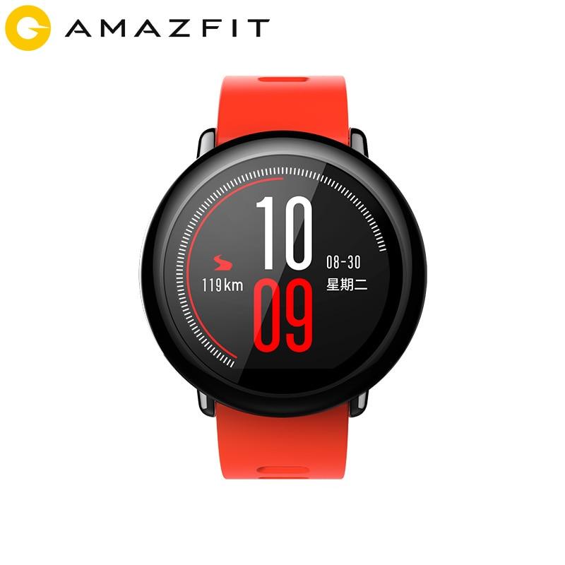 6de68c4a2f86a1 Huami Amazfit Pace Smartwatch Amazfit Smart Watch Bluetooth GPS Information  Push Heart Rate Intelligent Monitor