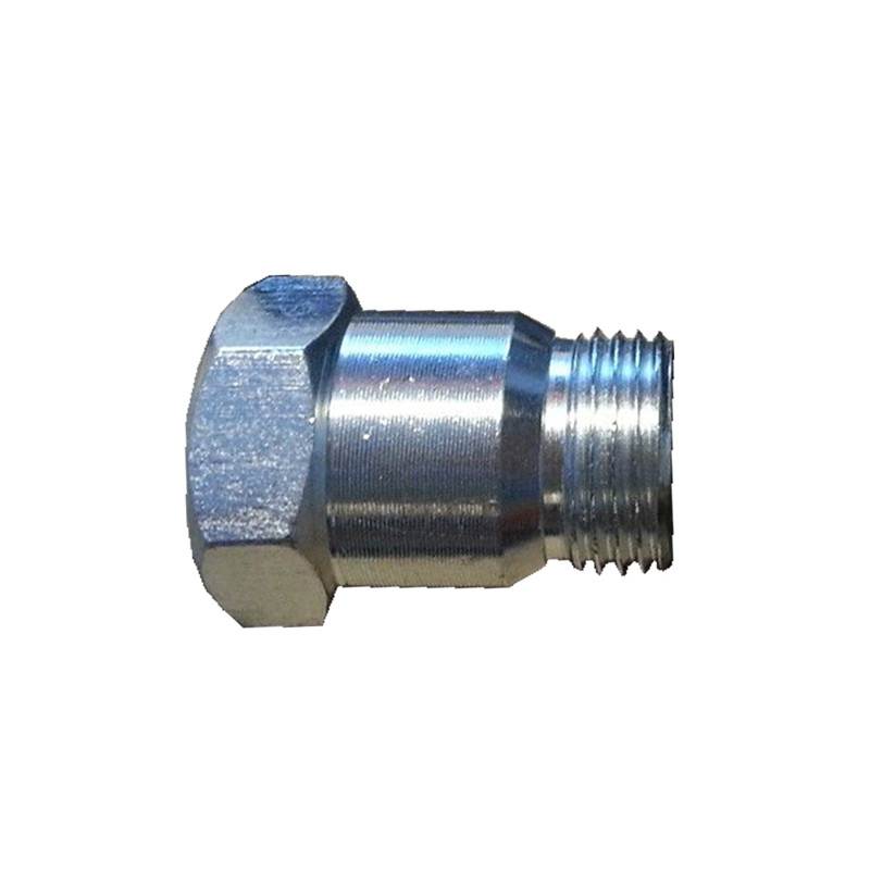 Joyway Soild Stainless Steel Outer Head Hex Thread Socket Pipe Plug Fitting 1-1//2 NPT Male