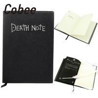 New Death Note Cosplay Notebook Feather Pen Book Anime Writing Journal Gift Supplies School Supplies