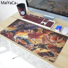MaiYaCa New One Piece Mouse Pad pad to Mouse Notbook Computer Mousepad Overlock