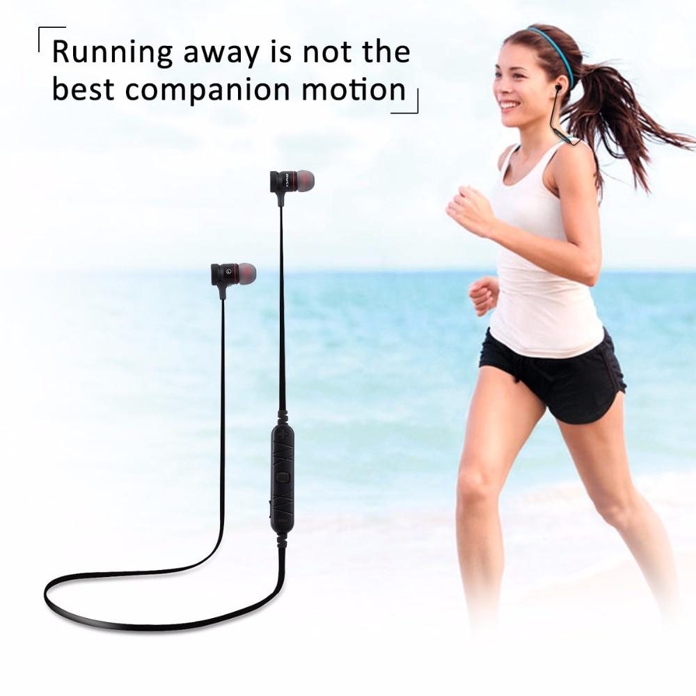 bilder für Awei A920BLSmart Drahtlose Bluetooth 4,0 Sport Stereo In-ear-ohrhörer sprachsteuerung Rauschunterdrückung mit Mic