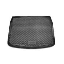 Pour Nissan Qashqai J11 2014-2019 élément de tapis de coffre de voiture CARNIS00046