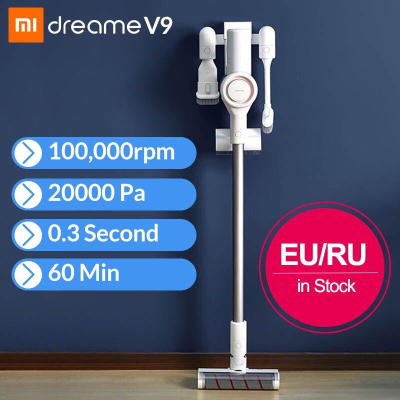 Odkurzacz Xiaomi Dreame V9 z Polski za $213.29 / ~821zł