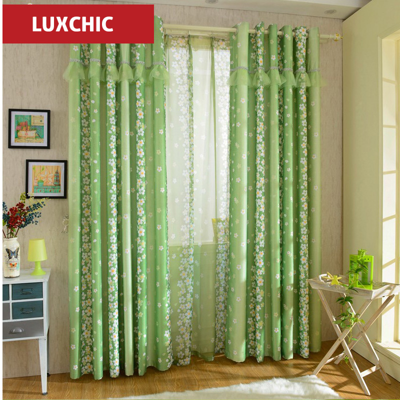 Light Green Curtains For Living Room