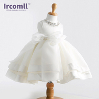 High Quality Girls Pageant Dresses Formal Wedding Dress For Little Girls Princess Costume Flower Girl Dress Size 2 9T
