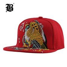 [FLB] бейсбольная Кепка с вышивкой, мужские бейсболки, головные уборы для мужчин и женщин высококачественный хип-хоп хлопчатобумажные бейсболки F136