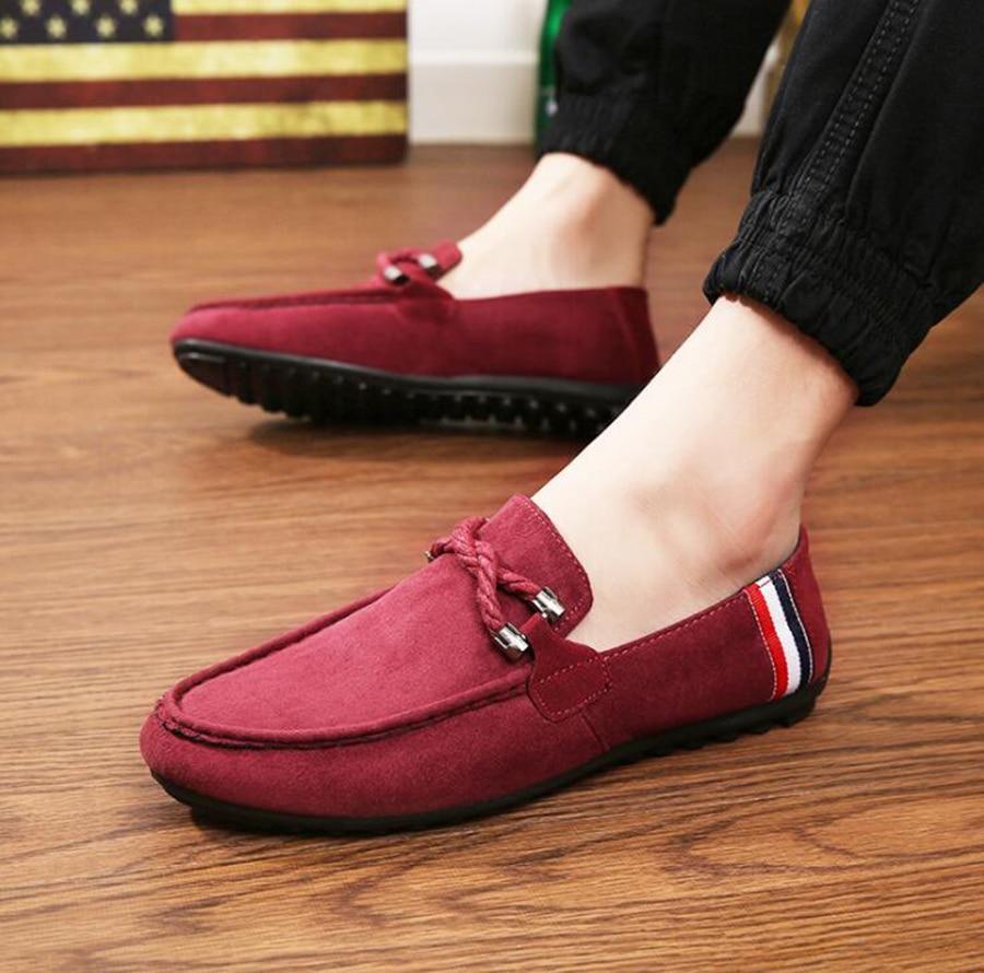 Nouveau À Résistant Mode red Confortable Conduite De Casual Hommes L'équilibre Chaussures Simples Garder Populaire L'usure blue Cool Corde Pois Black 7Ord7qw