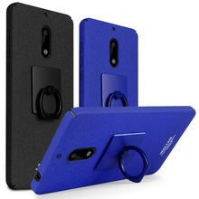 Imak cowboy case and screen protector with stand for NOKIA 6 5 5 Back Cover with