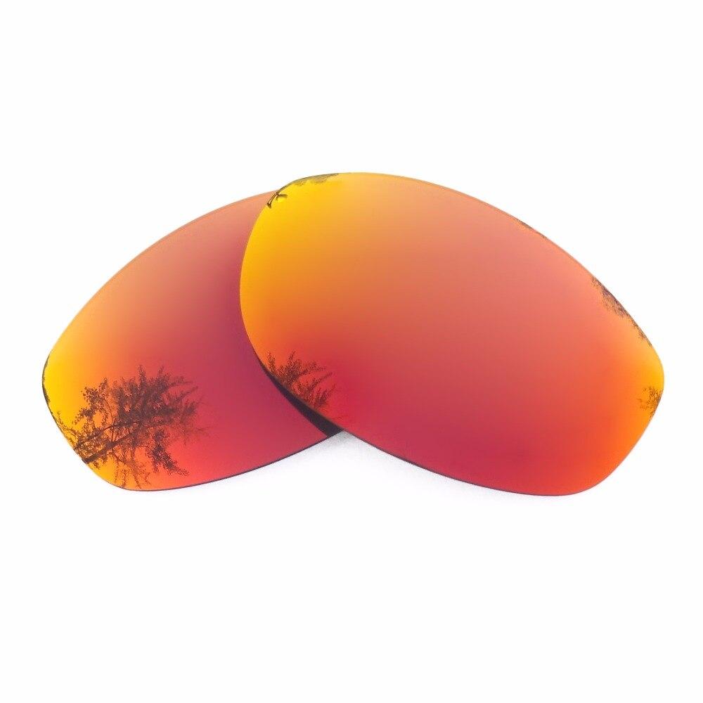 5ed9274f4494a Naranja rojo espejo y púrpura espejo polarizado lentes de reemplazo para X  Metal XX marco 100% UVA y UVB en Accesorios de Accesorios de ropa en ...