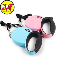 4M New Arrivals Nylon Dog Leash Automatic Pet Collars Retractable Dog Leash For Small Dogs 2