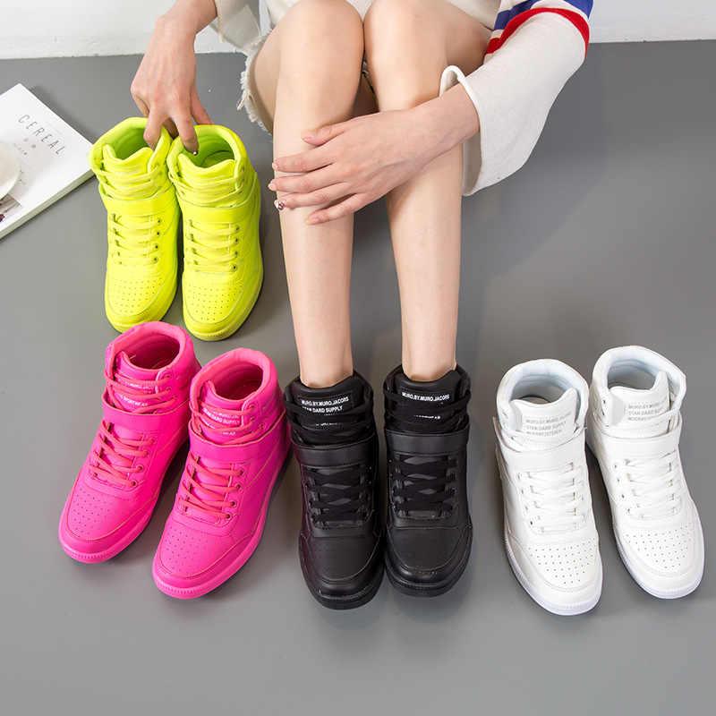 QUANZIXUAN 2019 yeni kadın çizme kış kürk sıcak tutmak bileğe kadar bot kadın kar botu platformu artış içinde spor ayakkabı kadın ayakkabı