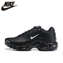 Original Nike Air Max Plus Tn plus Ultra Se Men's Breathable Running Shoes Sports Sneakers Trainers outdoor shoes 815994-001(China)