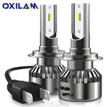 Светодиодсветодиодный лампы для автомобильных фар oxilam h7