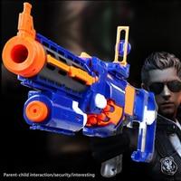 Electric Toy Gun Refill Soft Bullet Gun Toys CS Game Kids Funny Toy Guns With Bullets