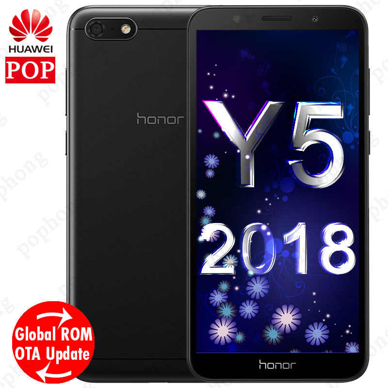 Detail Feedback Questions about Global Firmware Huawei Y5 prime 2018