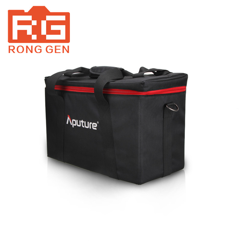 Aputure photography equipment bag for 528 series LED Video Camera light Bag free shipping Free express