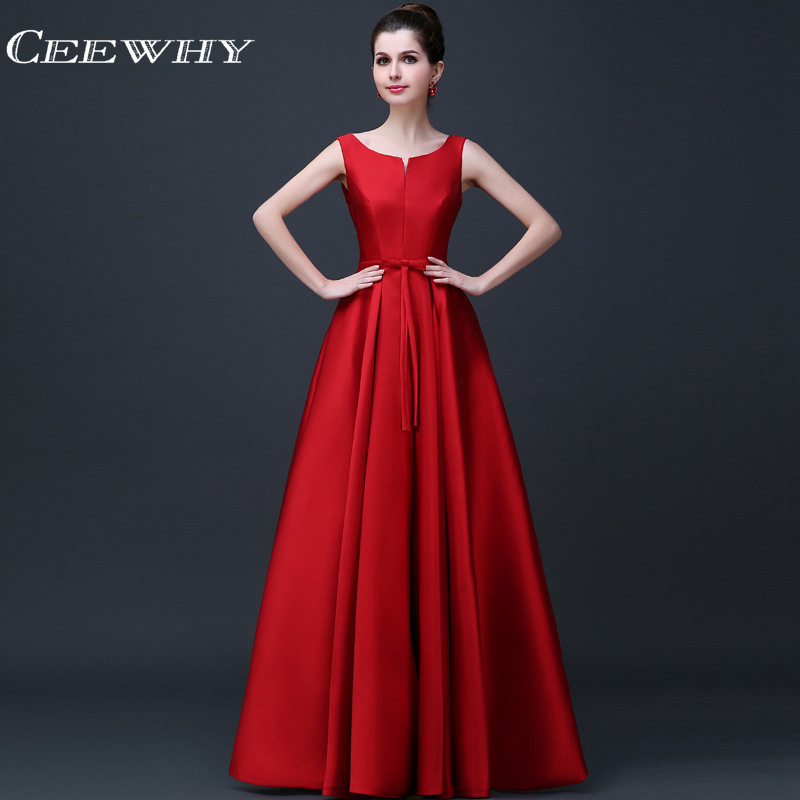 CEEWHY New Arrival Party Dress Elegant long Evening Dresses 2017 Princess A  line V neck Dress Sexy Floor Length Dinner Dresses -in Evening Dresses from  ... 3795bc1acafc