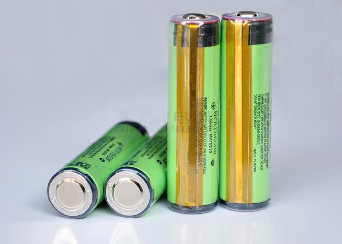 Free Shipping Original 18650 NCR18650B 3.6V 3400mAh Rechargeable Li-ion Protected Batteries With PCB For Pana Sonic