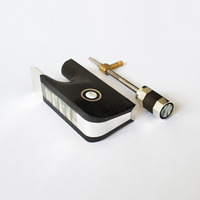 Prossional Level Silver Mounted Ebony Frog for 4/4 Cello Bow EB01#