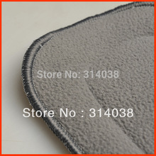 free shiping risunny baby bamboo charcoal cloth diaper mat for baby used A+++quality(China)