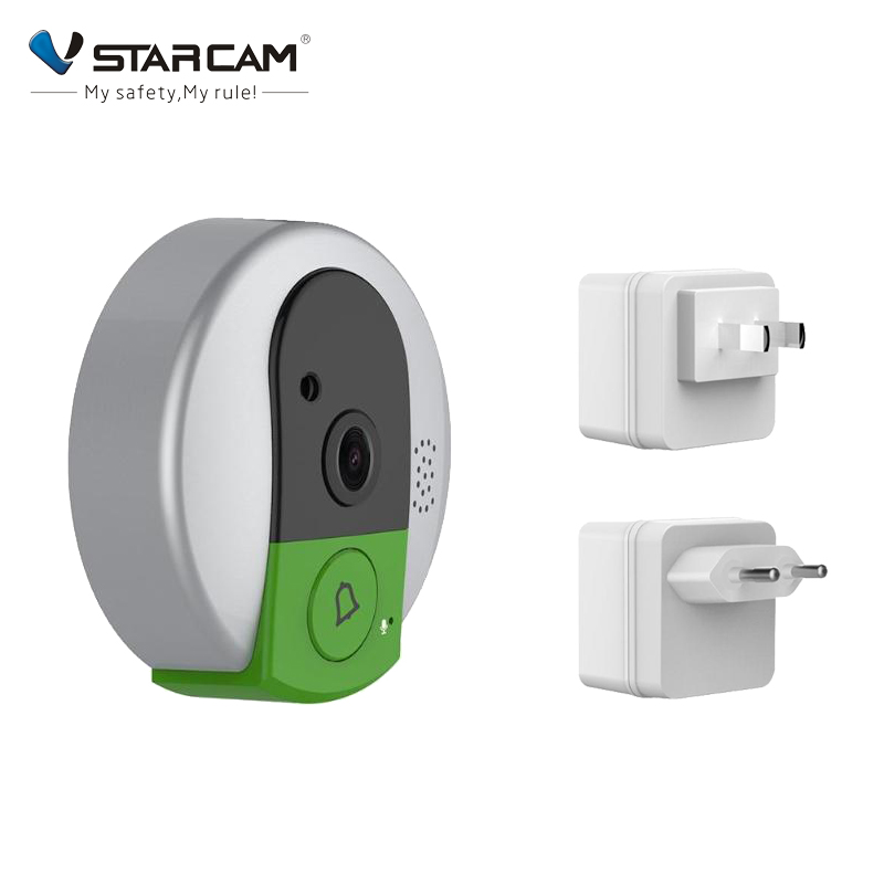 VStarcam C95 TZ Door Camera Doorbell Doorcam IR Night Vision WIFi camera support IOS and Android