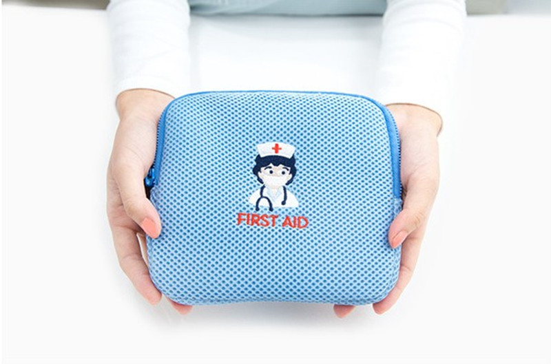 Mini Pouch Travel First Aid Kit Survie Portable Survival Tactical Emergency First Aid Bag Military Kit Medical Quick Packk