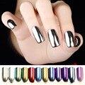 Espejo Chrome Nail Powder Polvo Nails Glitter Polvo de Uñas para Uñas Nail Art Pigmento de Cromo Pulido Espejo Vtirka SF0039