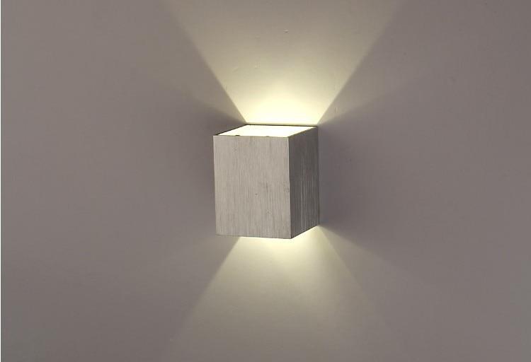 Moderne 3 W led Vakantie Verlichting wandlamp toilet badkamer ...
