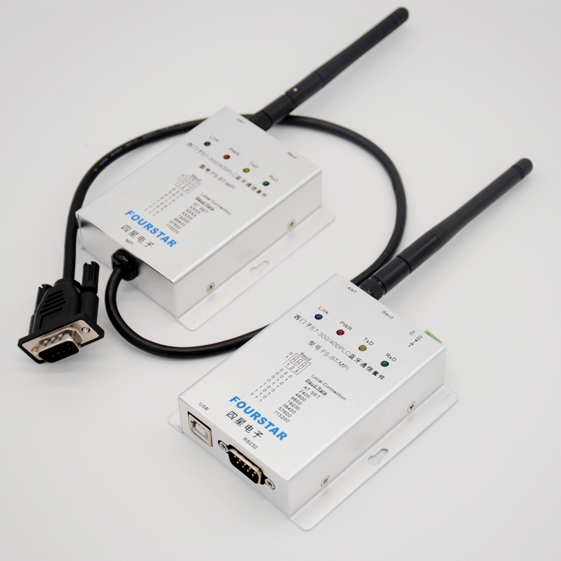 Siemens S7-300/400PLC Bluetooth Communication Kit USB/MPI Programming Cable Wireless Communication Equipment