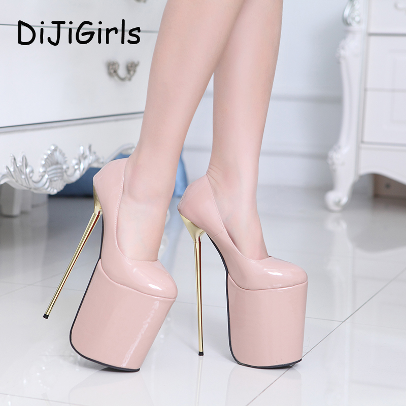 ФОТО shoes woman high heel wedding shoes bride women heels extreme high heels evening shoes nude flower pumps women shoes heels X115