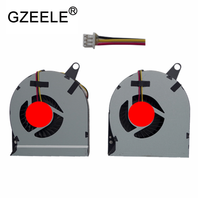 GZEELE new Laptop cpu cooling fan for Acer Aspire V3 V3-731 731G V3-771 V3-771G Notebook Computer Processor