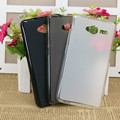 Para zte blade l3 case brillante ultra thin clear tpu de silicona protector suave de la contraportada cajas del teléfono para zte blade l3 Smartphone