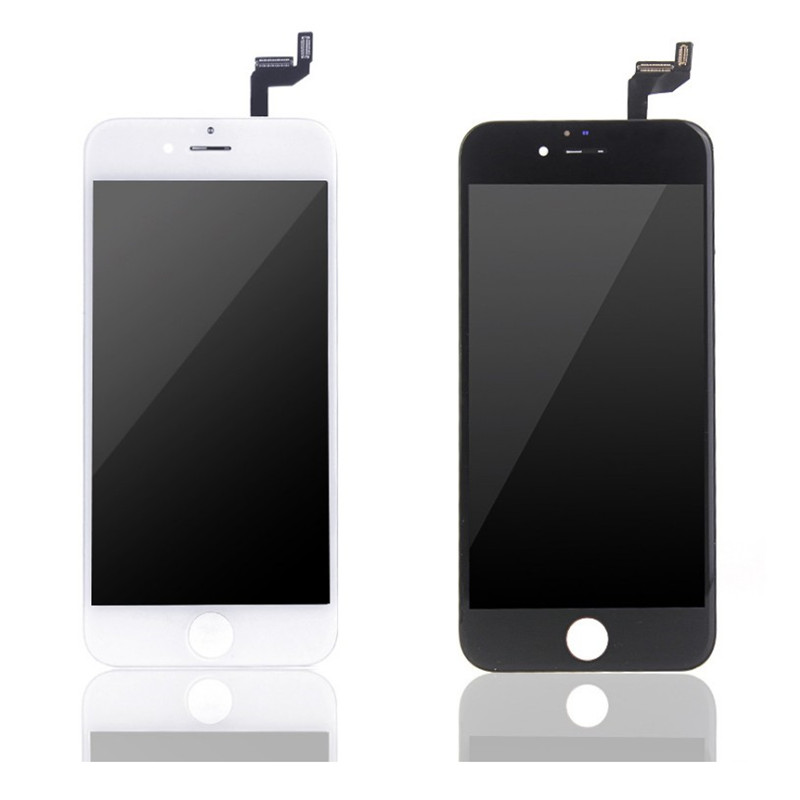 Image 5 - AAAA+ For iPhone 6 LCD Screen Full Assembly For 6 Plus 6s 5S 6S plus Display Touch Screen Replacement Display No Dead Pixel-in Mobile Phone LCD Screens from Cellphones & Telecommunications