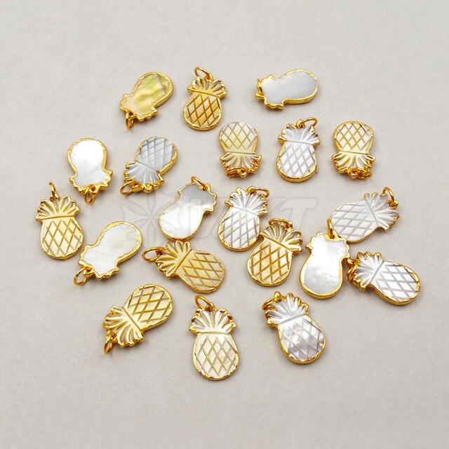 Фото женское ожерелье в форме ананаса wt p1241 wkt