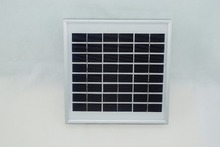 Solarparts 1x 3W 12V 250mA tempered glass laminated solar cell panel system toy diy module outdoor