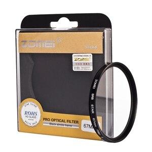 Image 4 - Фильтр ZOMEI Star + 4 очка + 6 точек + 8 точек для объектива камеры Canon, Nikon, DSLR, 52/55/58/62/67/72/77 мм