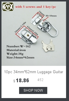 Cheap bronze lock