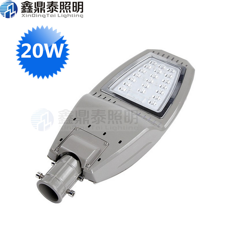 10PCS free shipping street lights AC85-265V 20W led street lamp  IP65 130-140LM/W CE ROHS LED led street light 2 year warranty
