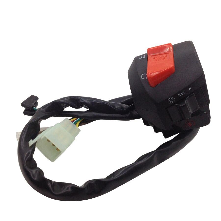 Yecnecty 1 par interruptor de sinal volta
